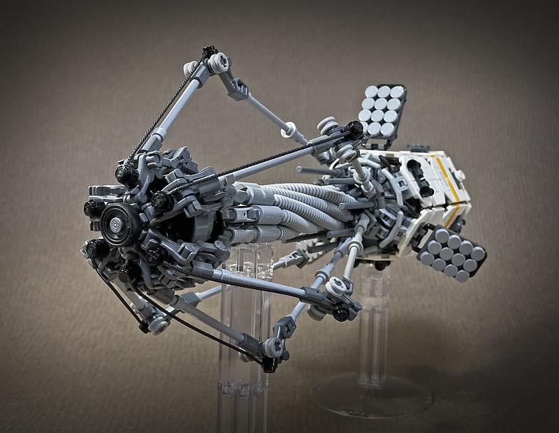 LEGO LANDING MODULE -PHAGE-15