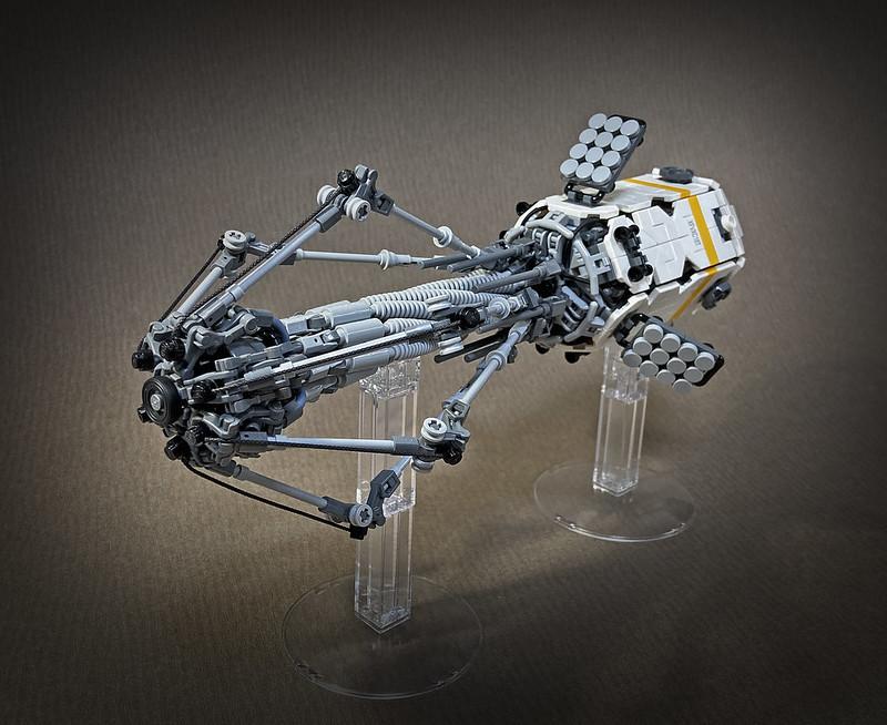 LEGO LANDING MODULE -PHAGE-12