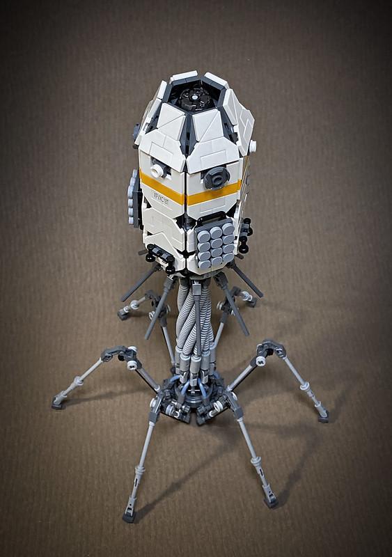 LEGO LANDING MODULE -PHAGE-03