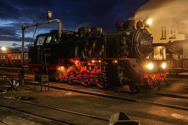 99 2323 Mecklenburgische Bäderbahn Molli GmbH | Ostseebad Kühlungsborn | Februar 2020
