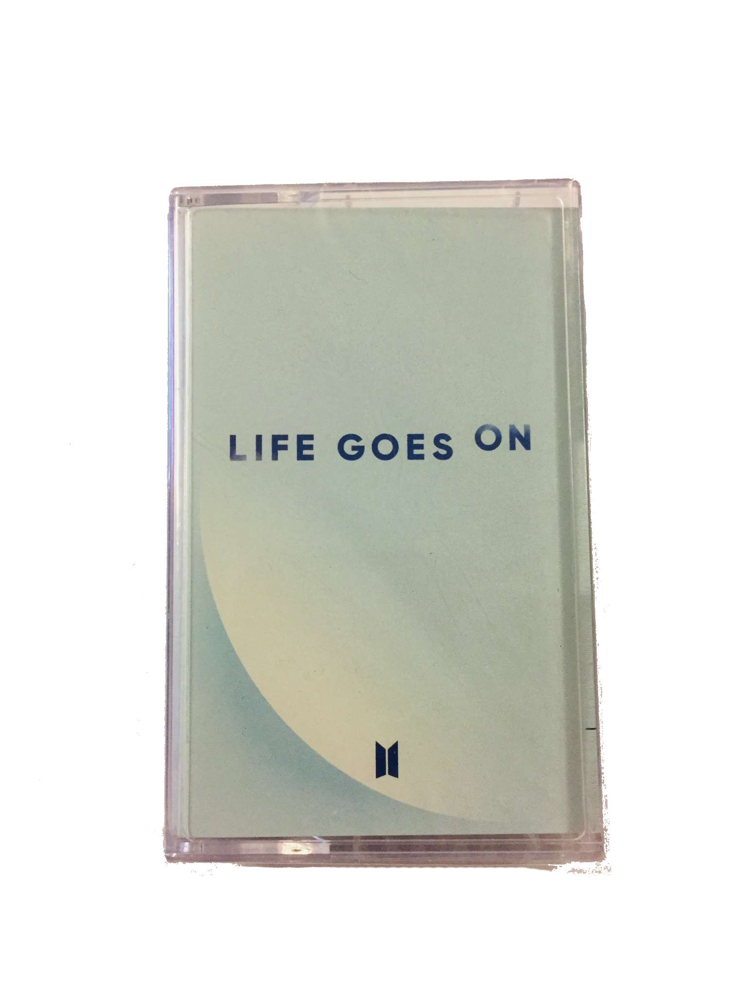 BTS – Life Goes On (cassette single)