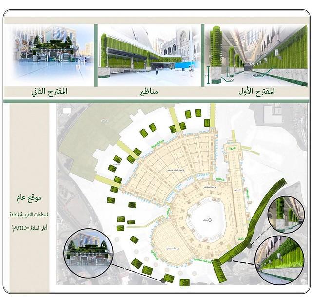 5902 Imam Sudais proposes to plant trees in Masjid al Haram 06