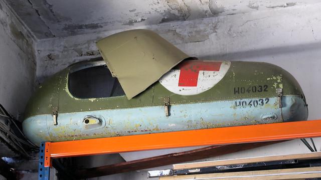 SM-1 Ambulance Pod