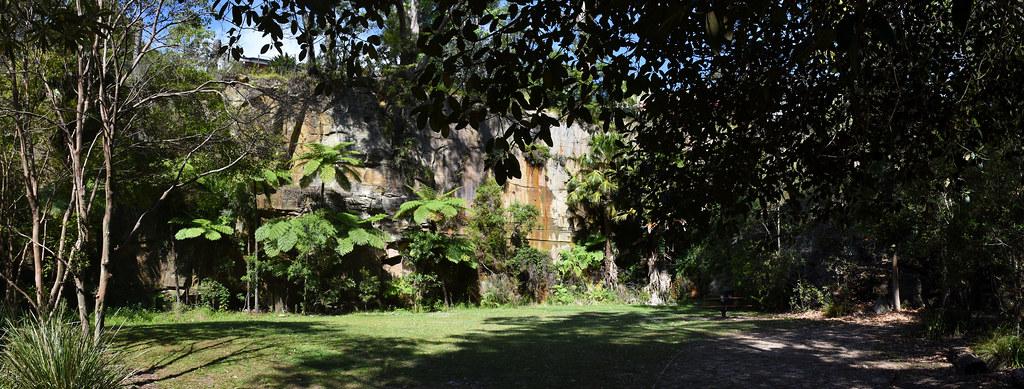 Quarry Masons Reserve, Killara, NSW.