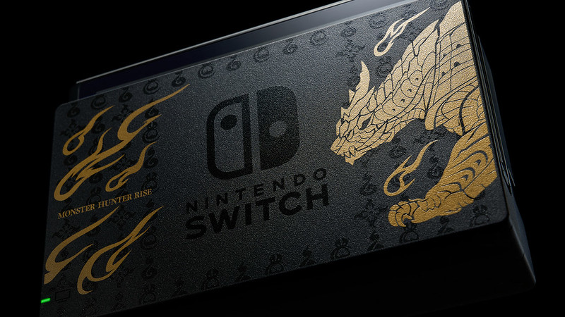 Special Monster Hunter Rise Switch