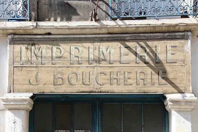 Imprimerie J. Boucherie