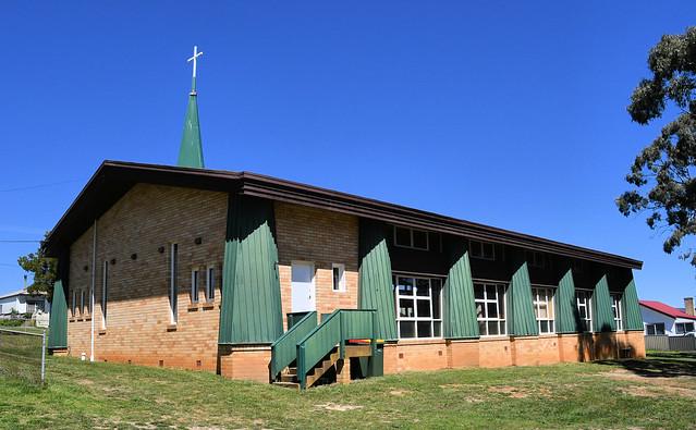Sacred Heart Catholic Church, Wallerawang, NSW.