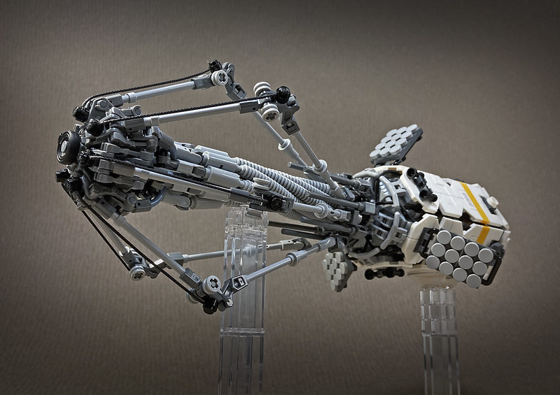 LEGO LANDING MODULE -PHAGE-13
