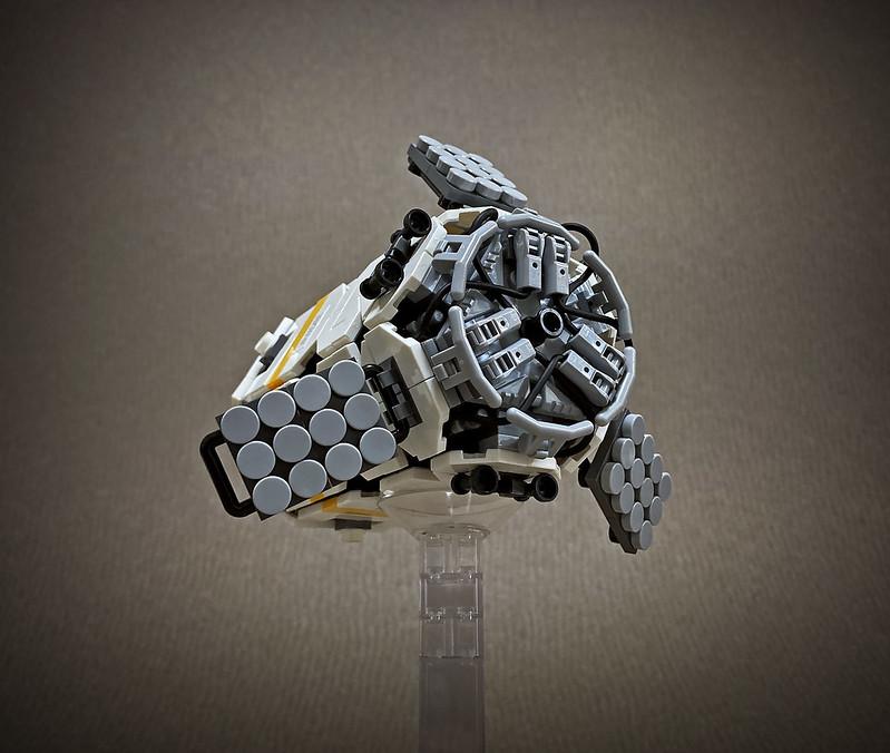 LEGO LANDING MODULE -PHAGE-08