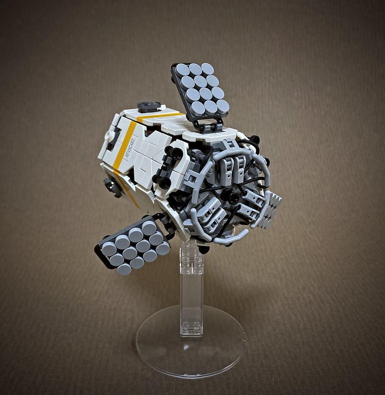 LEGO LANDING MODULE -PHAGE-07