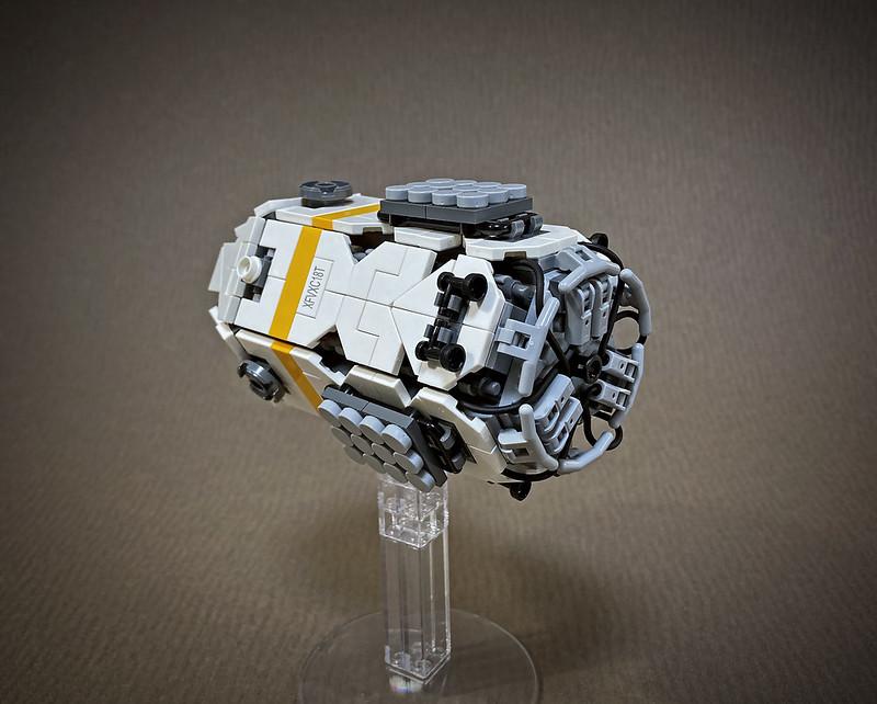 LEGO LANDING MODULE -PHAGE-06