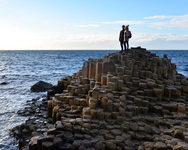 La calzada del Gigante, uno de los imprescindibles que visitar en Irlanda del Norte