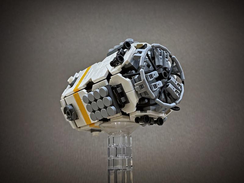 LEGO LANDING MODULE -PHAGE-05