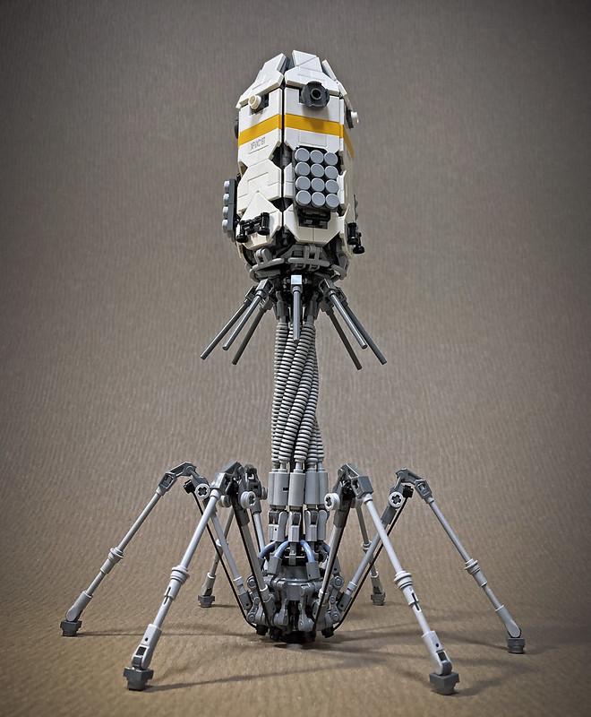 LEGO LANDING MODULE -PHAGE-02