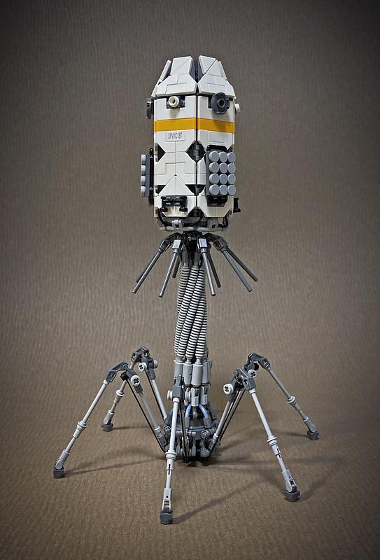 LEGO LANDING MODULE -PHAGE-01
