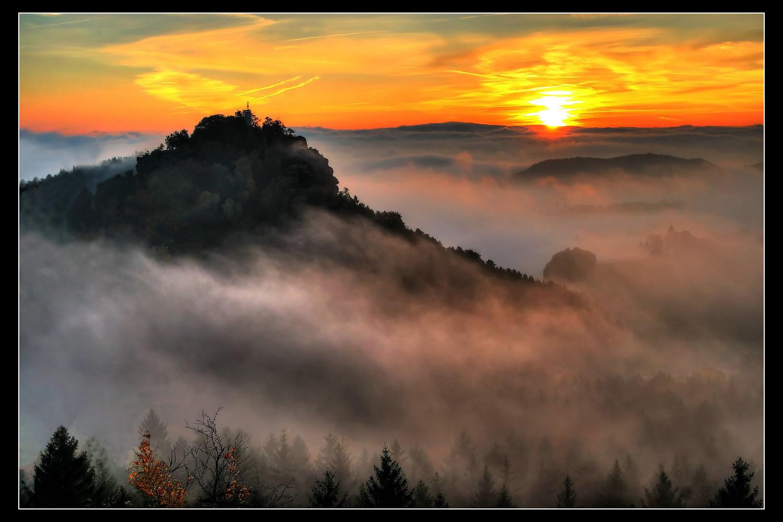 Heinz Zießow-Sonnenaufgang