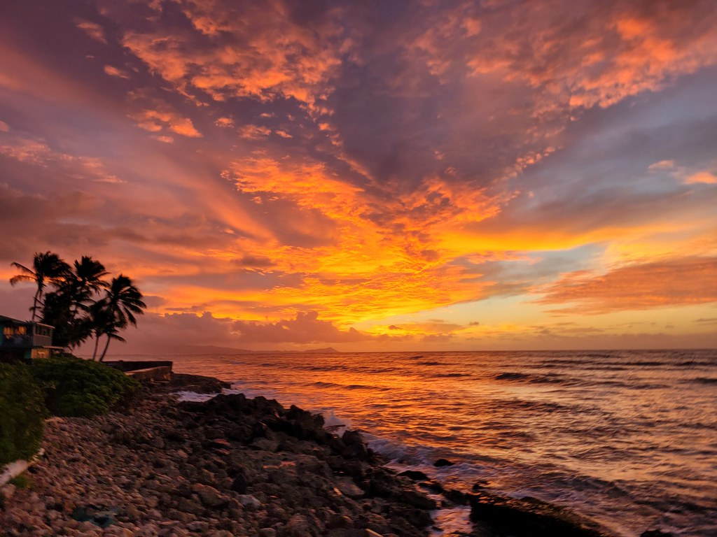 Ewa Beach Sunrise... 01/27