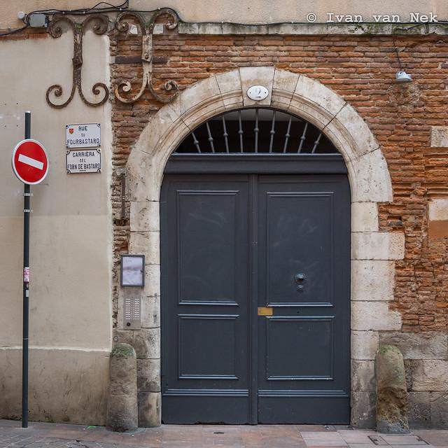 Rue du Fourbastard, Toulouse