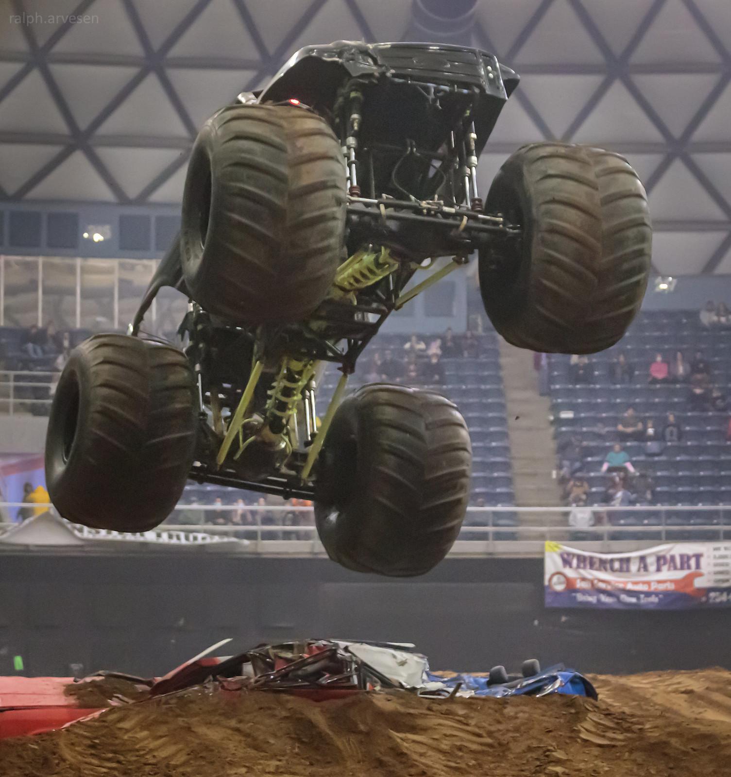 Monster Truck   Texas Review   Ralph Arvesen