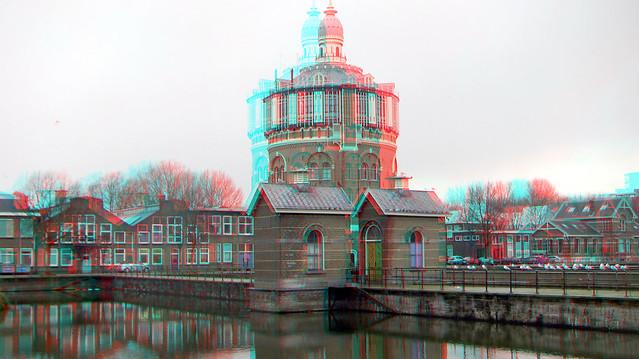 Watertoren De Esch Rotterdam 3D