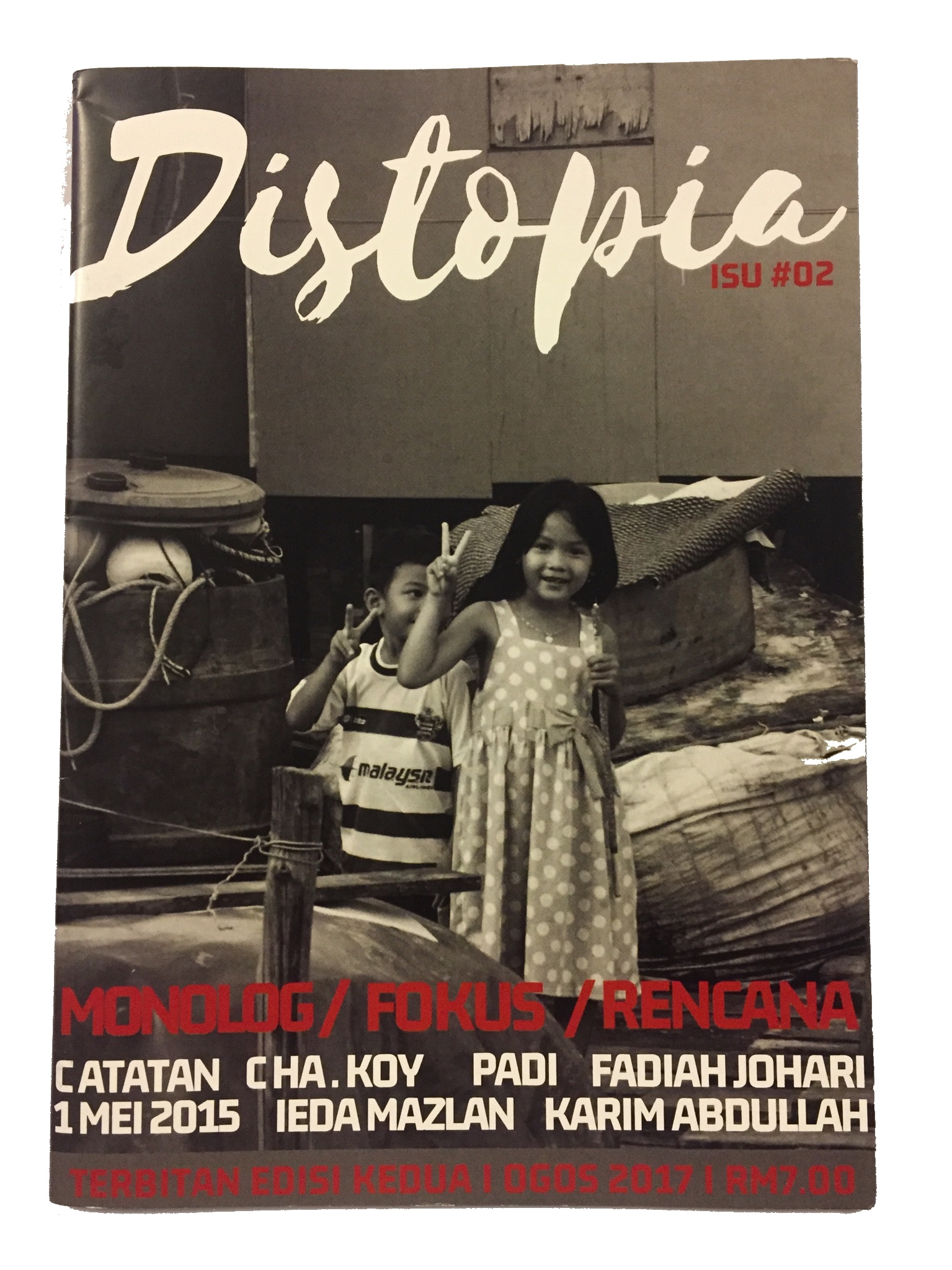 DISTOPIA – #02