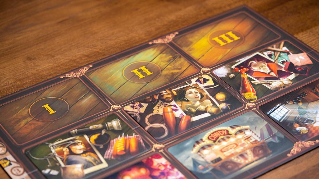 Mysterium Park boardgame juego de mesa