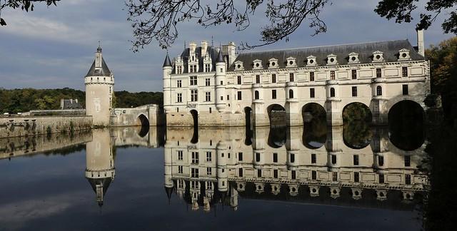 Château de Chenonceau, Indre-et-Loire, Centre-Val de Loire