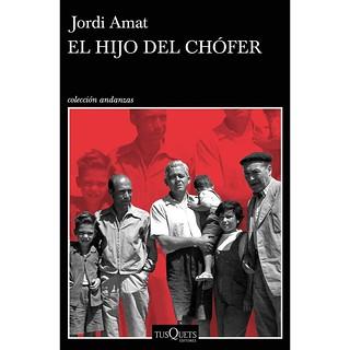 Jordi Amat, El hijo del chofer