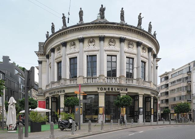 Bourla Theatrein Antwerp