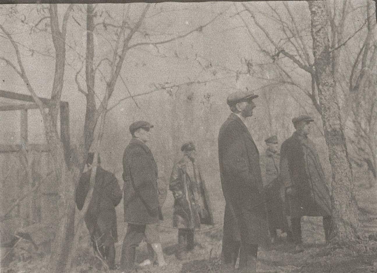 «Наша группа». Берзин А. П. 1931.1