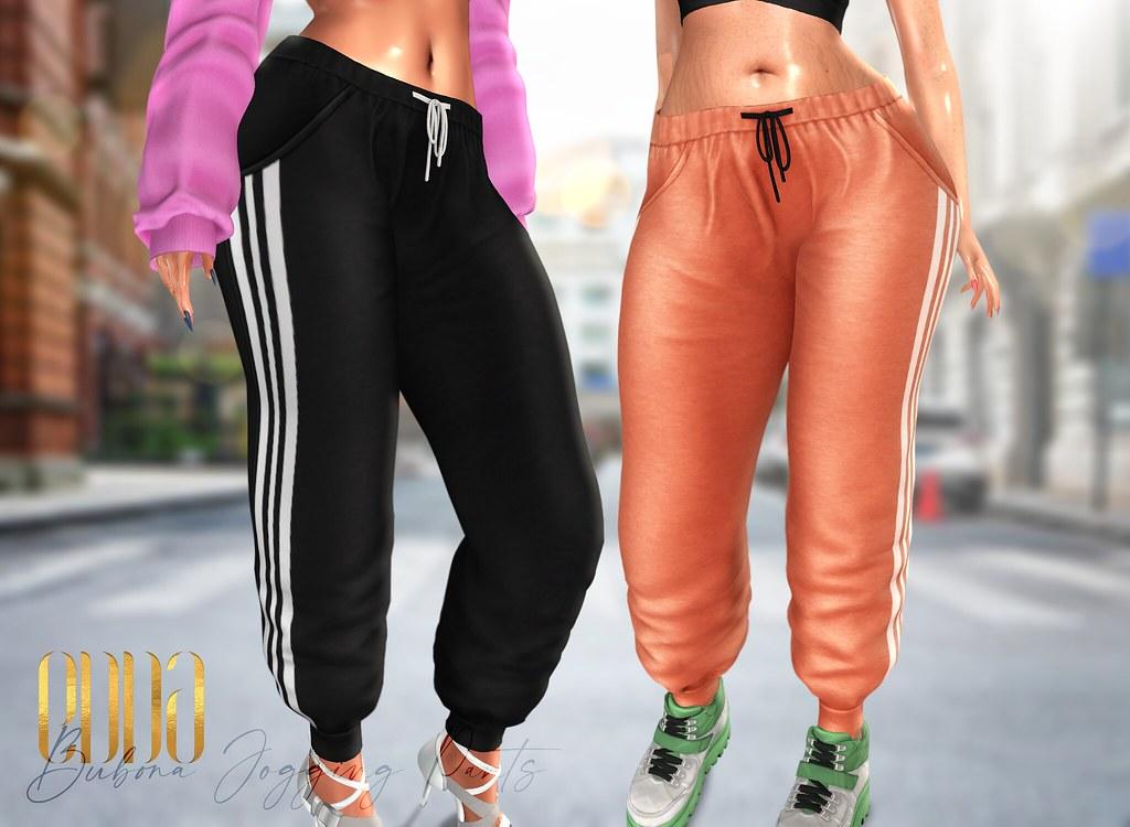New Release@Bubona Jogging Pants