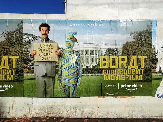 Borat is Back
