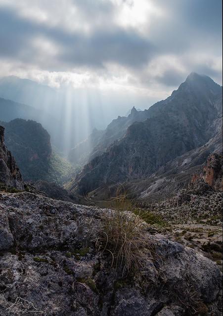 Valle del rio Dilar