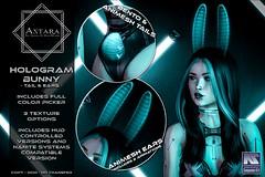 Astara - Hologram Bunny