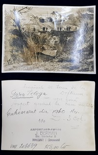 Gara Telega, Campina dupa 1940