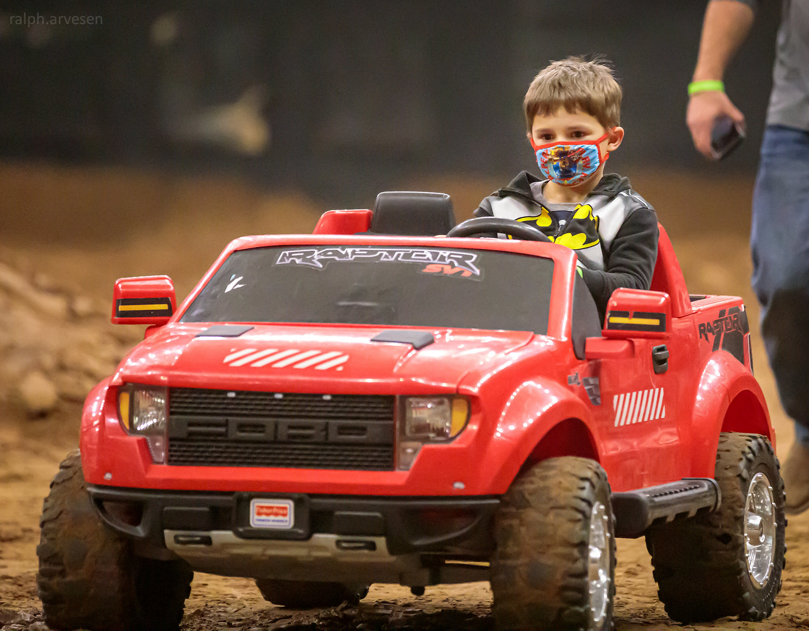 Monster Truck | Texas Review | Ralph Arvesen