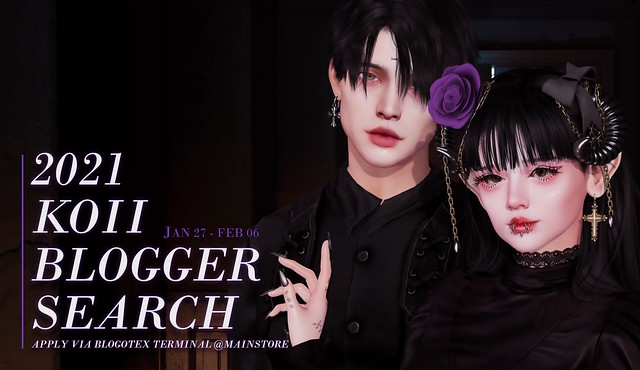 † 2021 KOII BLOGGER SEARCH †