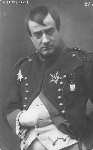 Giulio Tempesti as Napoleon