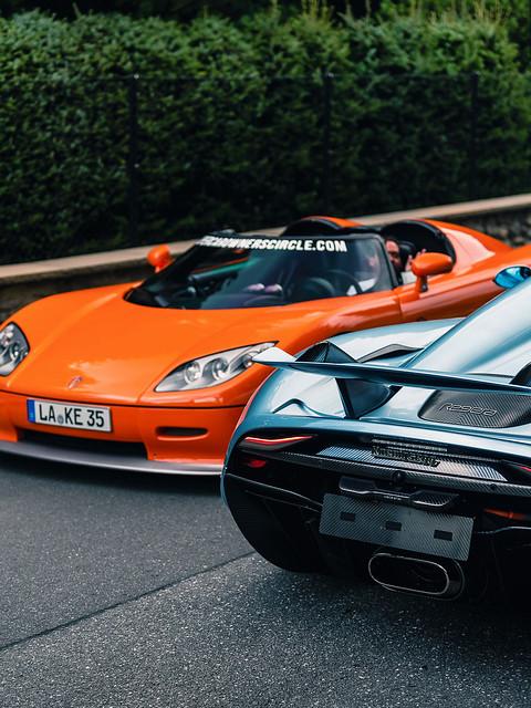 Koenigsegg Generations