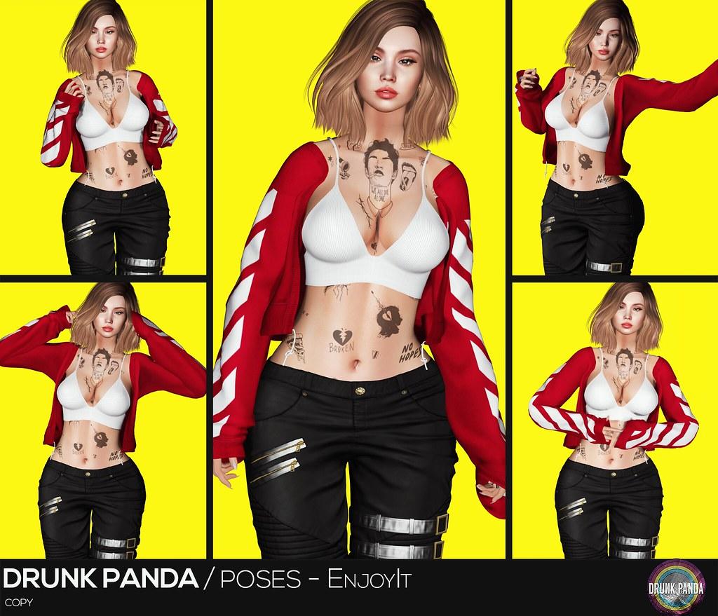 Drunk Panda - EnjoyIt