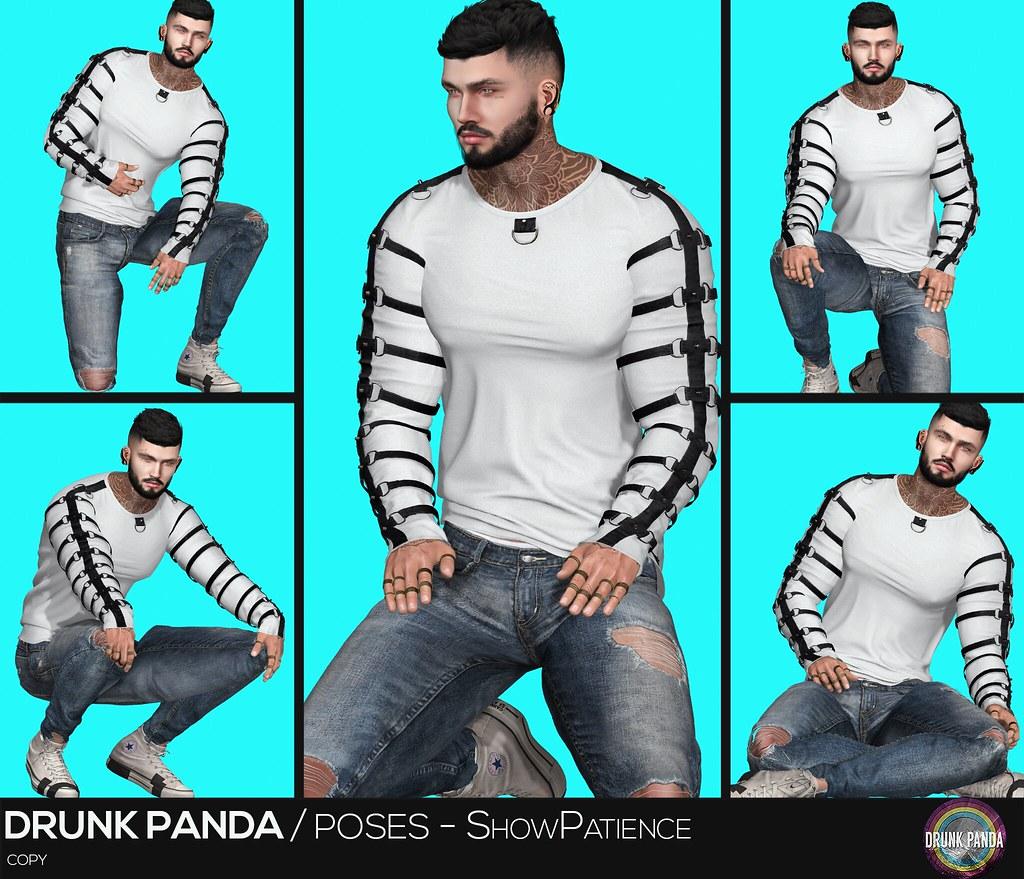 Drunk Panda - ShowPatience