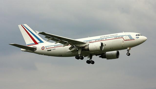 Republique Francaise / French Air Force, F-RADA, MSN 421, Airbus A310-304, 25.06.2015,HAM-EDDH, Hamburg