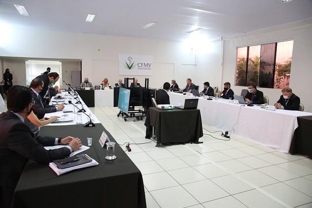 27 a 29/01/2021 (CCCXLIII) Sessão Plenária Ordinária do CFMV – Sede do CFMV – Brasília-DF