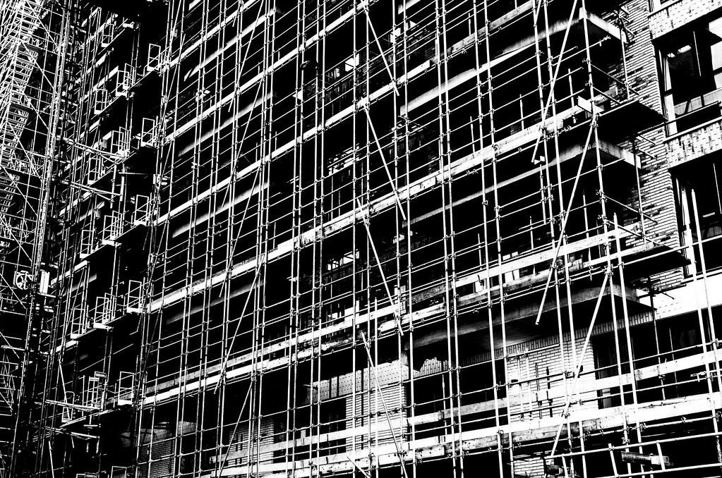 Under construction, Eindhoven Strijp- S