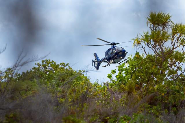 TNH Landing in Tupai