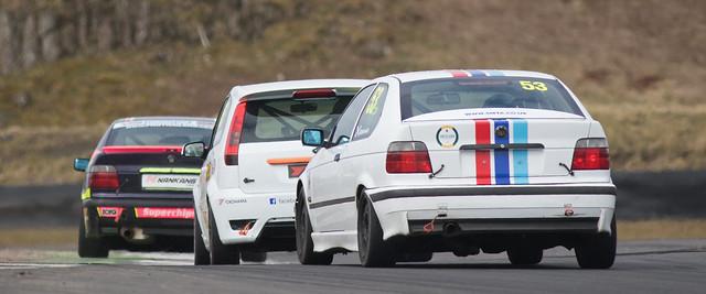 SMTA Fiesta & Hot Hatch Championship / Scottish BMW Championship