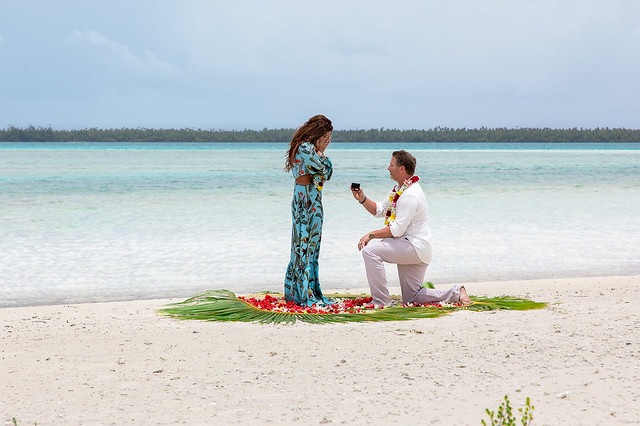Yes! She said yes!
