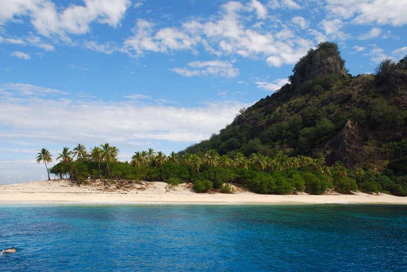 La isla de Náufrago