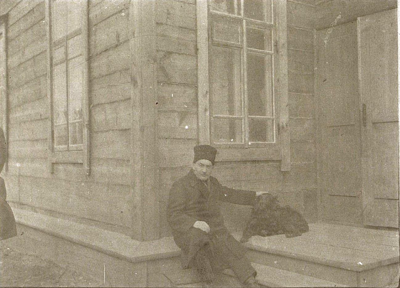 1 мая во Владивостоке. Берзин А. П. 1931.