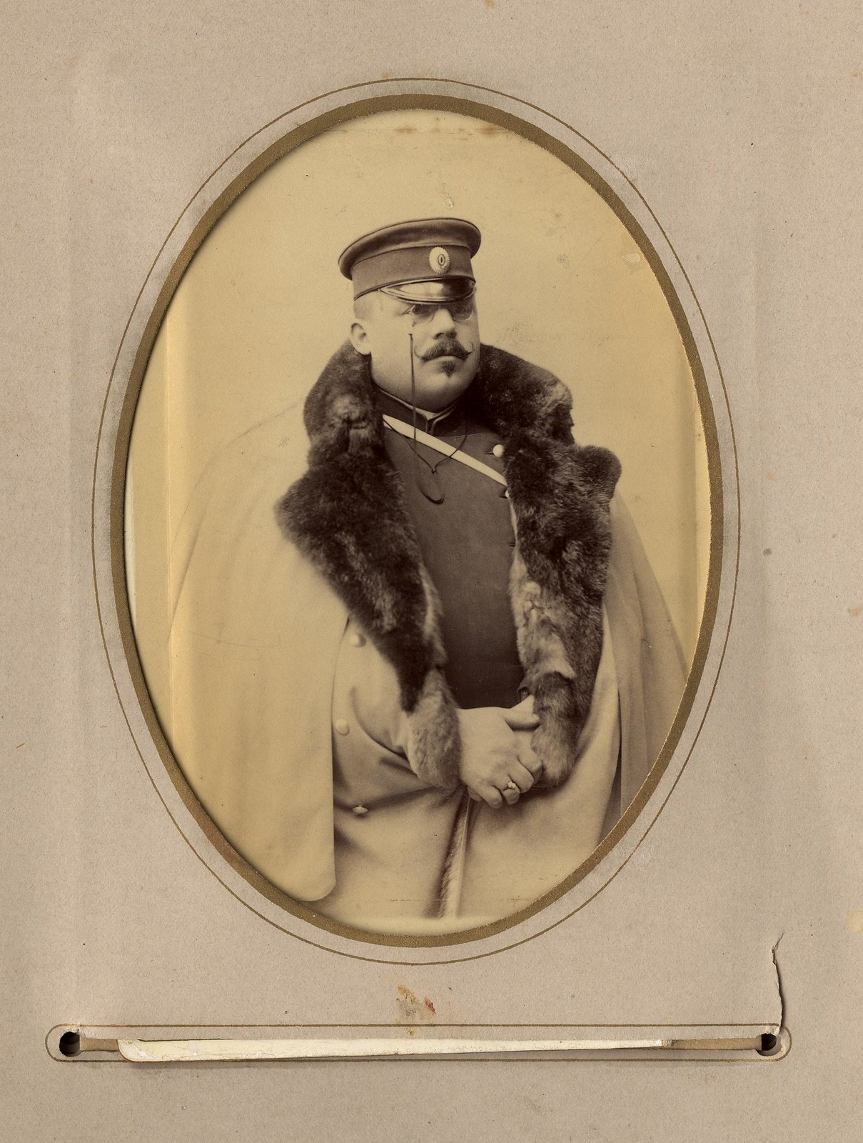 05. Брандмейстер  А.Ф. Домишкевич в форме